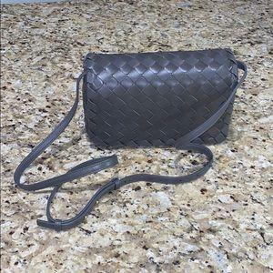 Gray/ charcoal looking bottega veneta brand new